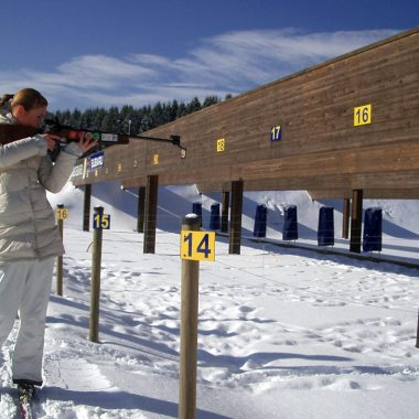 Biathlon-Staffel
